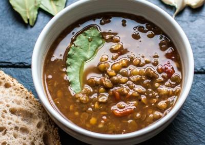 Traditional Lentil Soup